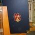 Einband mit Wappen