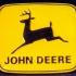 John Deere Plakette