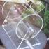 Lostrommel Acrylglas